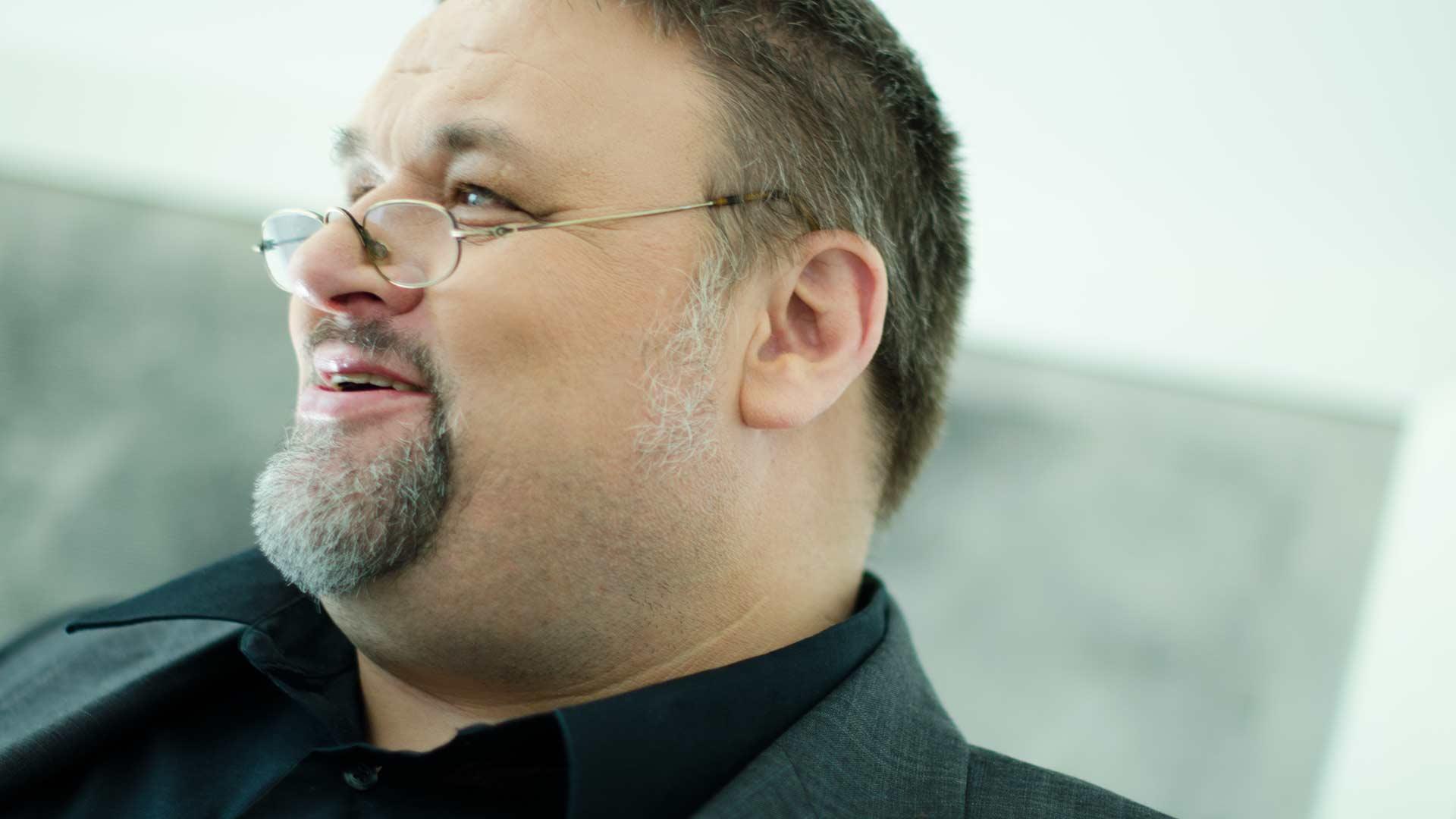 Designer Ralf Glasmeyer